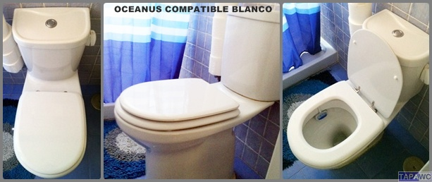 OCEANUS TAPAWC COMPATIBLE BLANCO AMIGO