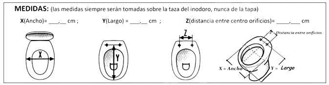 tomar medidas tapawc.es