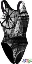SW MONEYPENNY STREETS PARIS TA/ WS