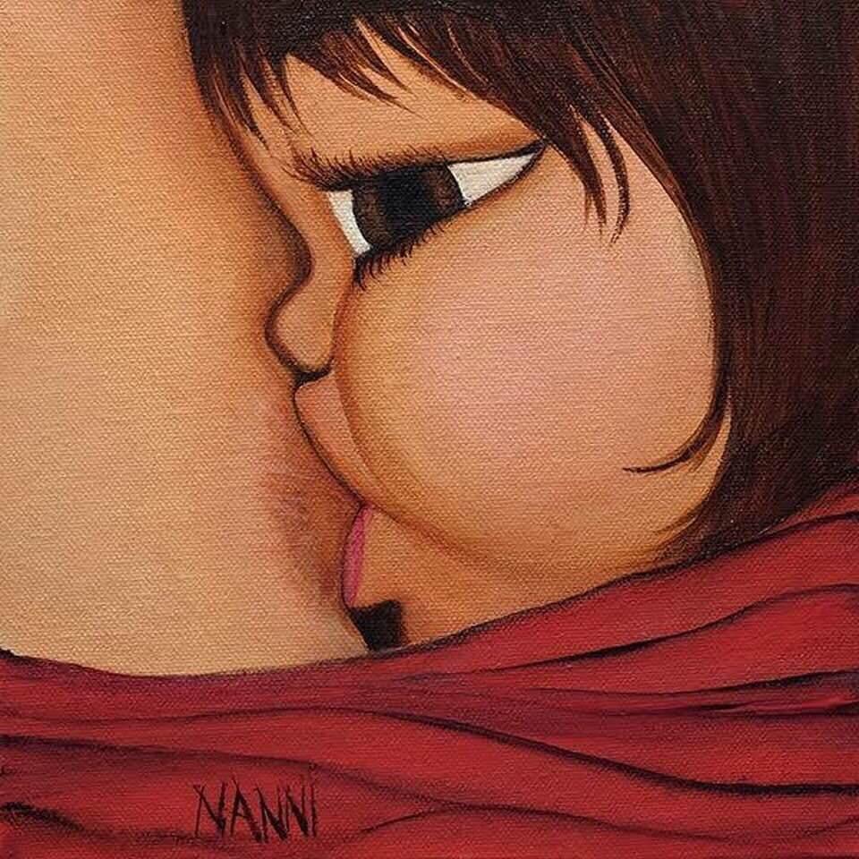 Obra NANNI ART Teta (20cmx20cm)