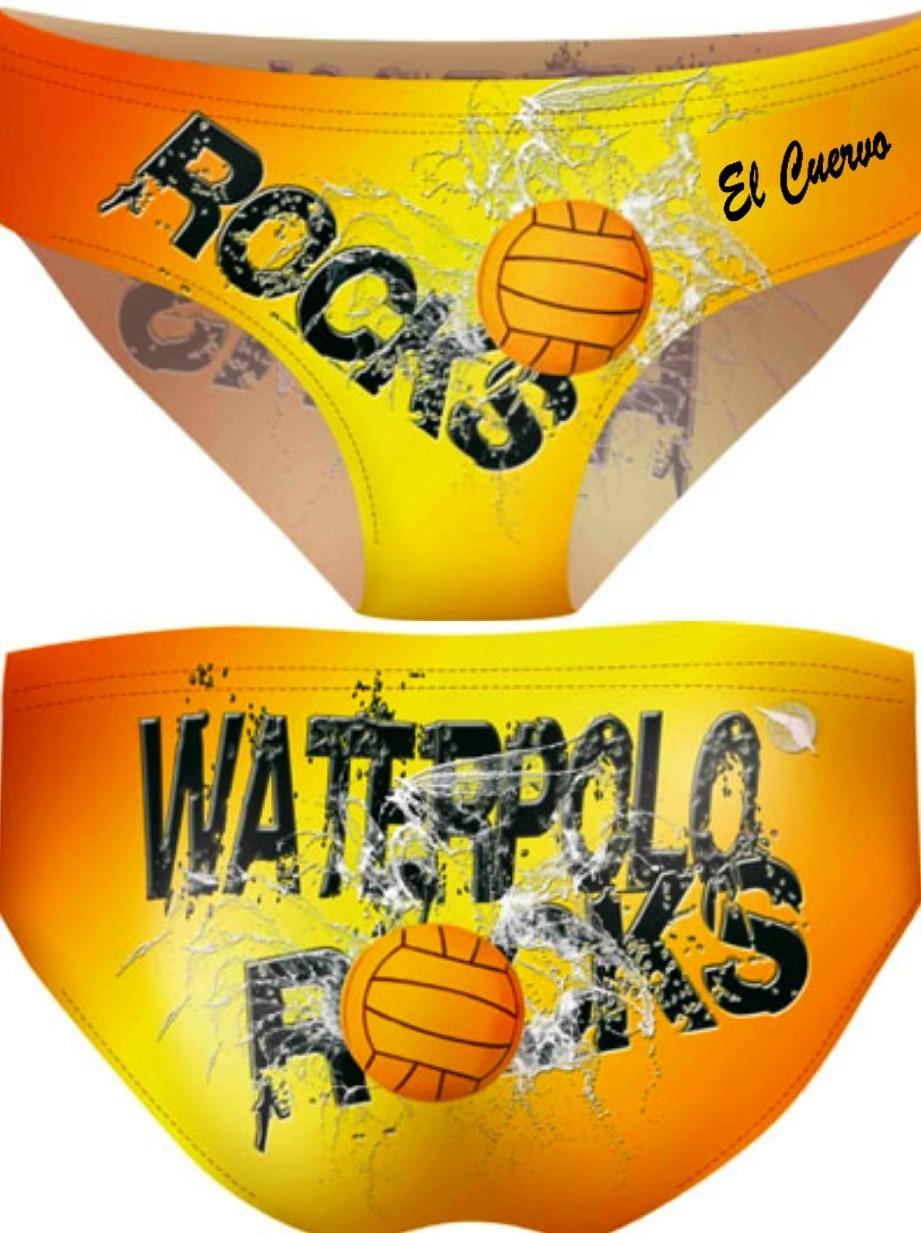 SL WATERPOLO ROCKS