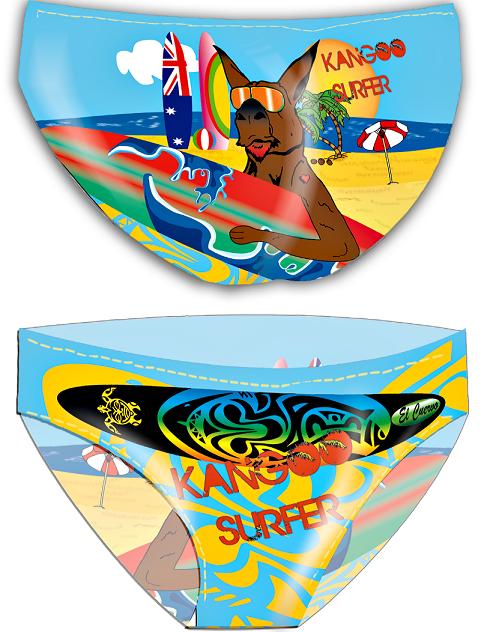 SL KANGOO SURFER