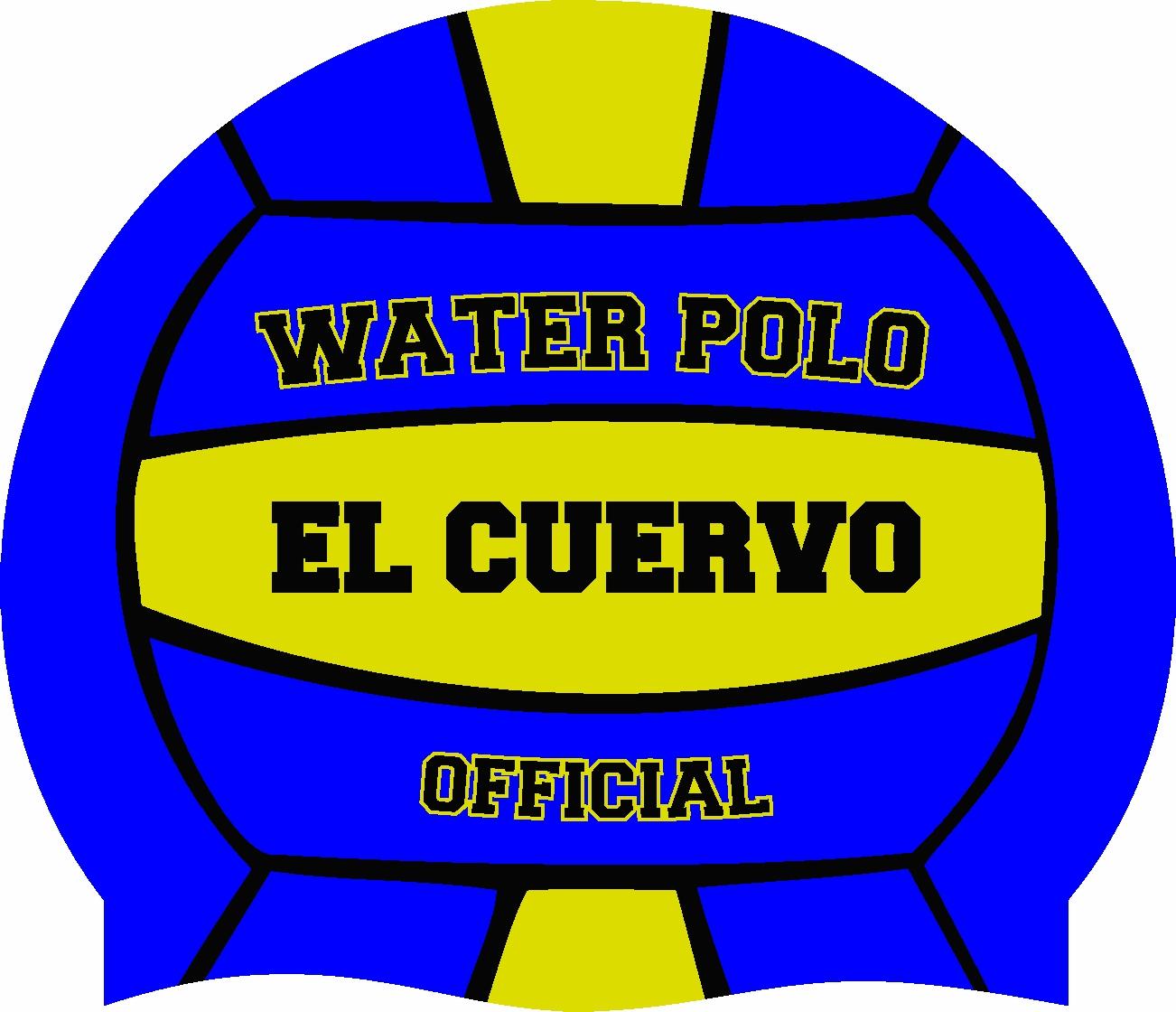 SC WATERPOLO BALL BLUE