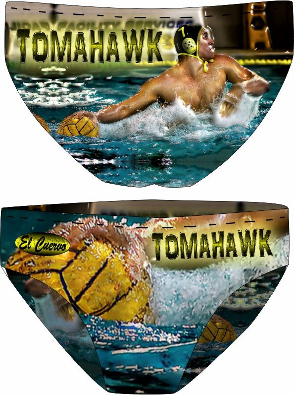 SL WATER POLO TOMAHAWK