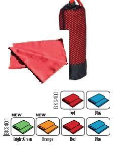 50x100 cm Toalla Microfibra + bolsa / Microfibre towel + bag