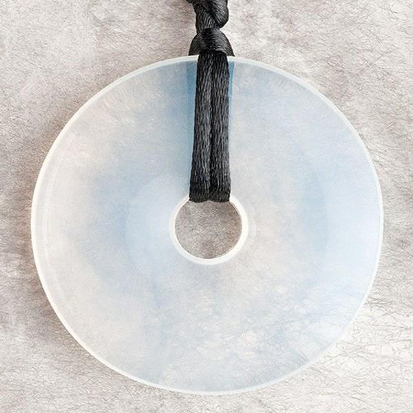 Teething Bling® Clear Pendant
