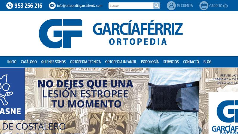 Ortopedia García Férriz