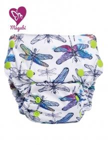 Cobertor Pant SIO Magabi Dragonflies