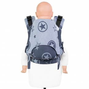 Mochila Fidella Fusion Toddler 2.0 Outer Space Azul