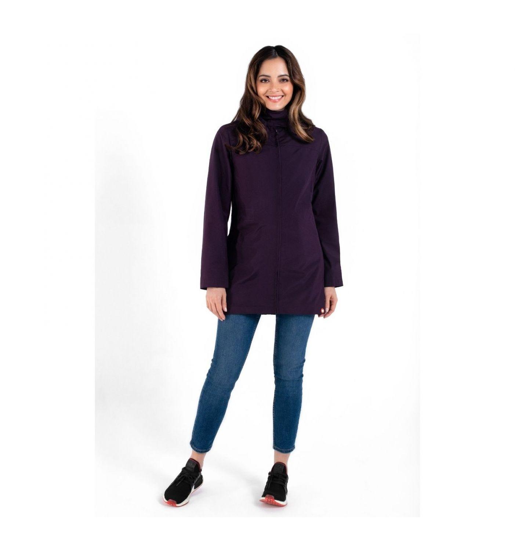 Chaqueta ligera de porteo Numbat Go Purple