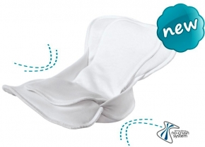 Pack de absorbentes Mommy Mouse SIO Travel Algodón Orgánico