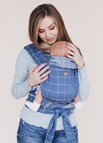 Meichila portabebé evolutiva Love & Carry LoveTie Indigo