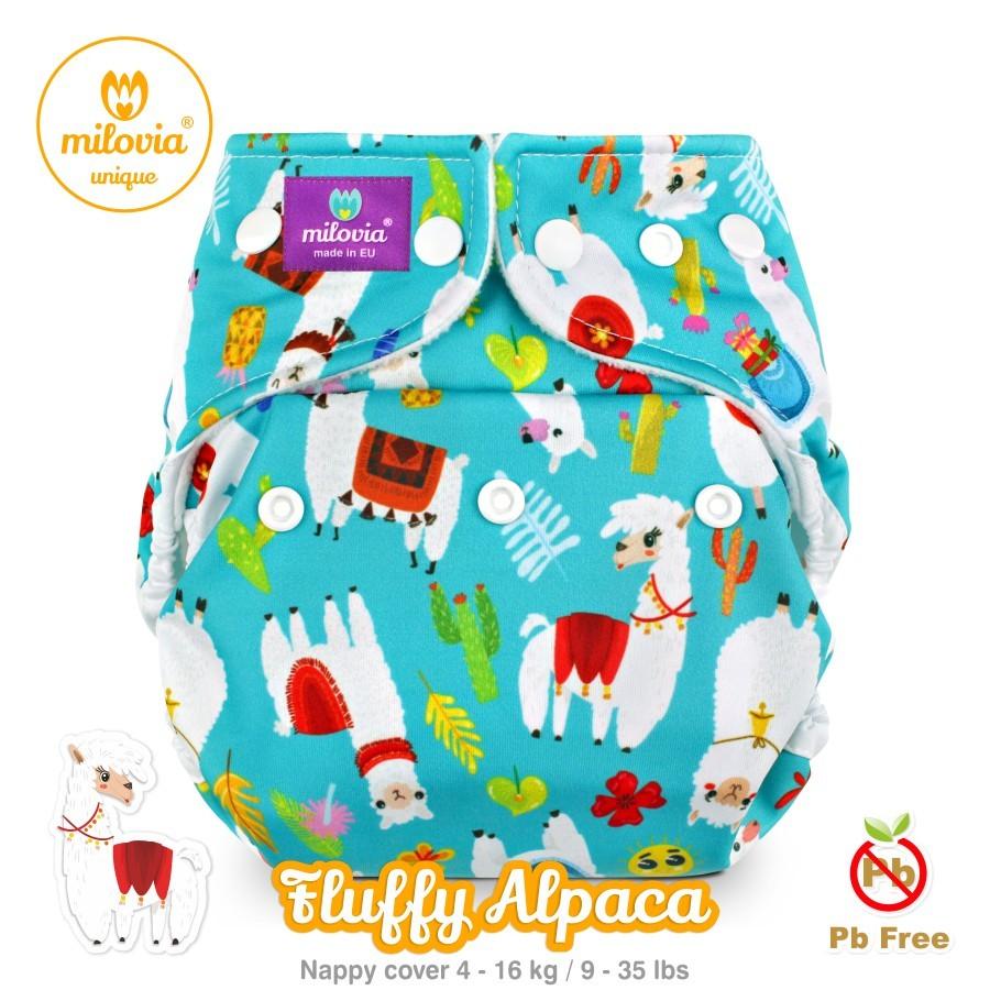 Cobertor Milovia Fluffy Alpaca