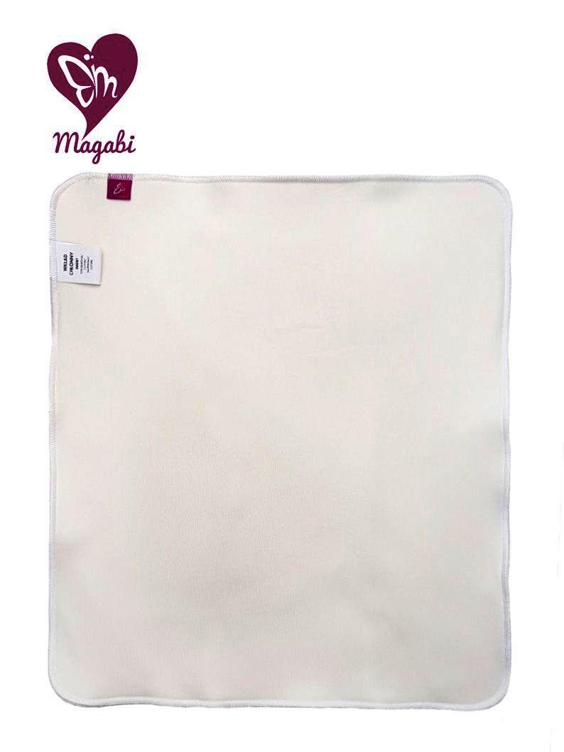 Absorbente plegable Magabi 2 capas de algodón