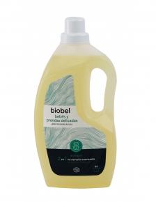 Jabón Biobel bebés y prendas delicadas 1,5 litros