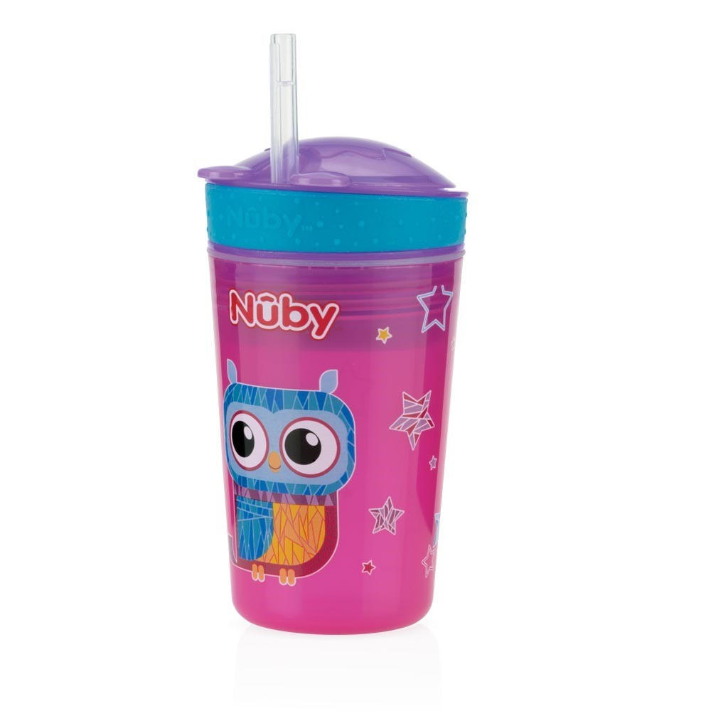 Taza para bebidas y snacks Nuby