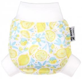 Cobertor Anavy Pull up Lemons