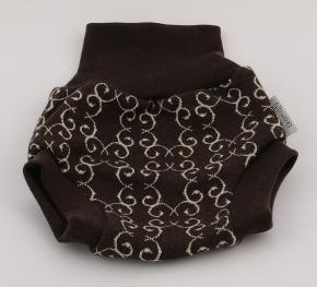 Cobertor de lana Ekomajty SIO Heart Brown