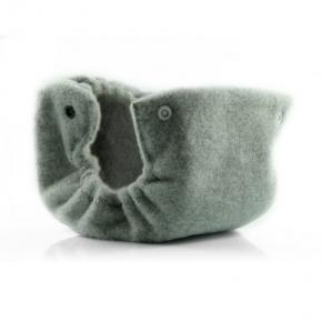 Cuna adicional de lana Culla di Teby