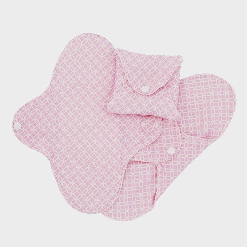 Salva Slips algodón orgánico (3 unidades)