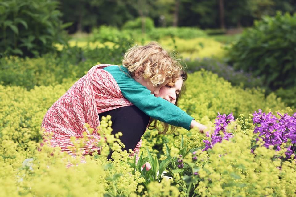 Fular Nona Woven Imagine Sweet Sorrow