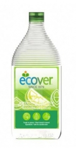 Lavavajillas Ecover limón y aloe vera