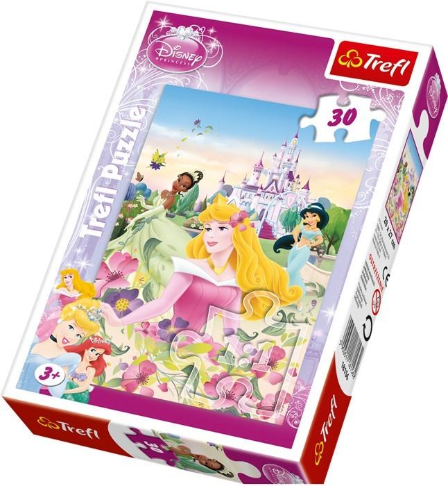 Puzle Princesas 30 piezas