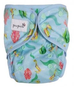 Cobertor XL Pupus Seahorse