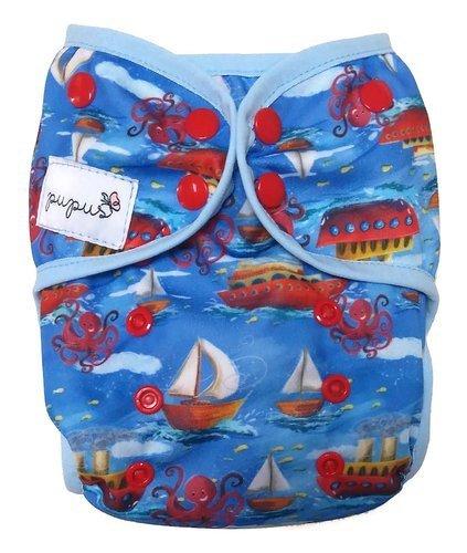 Cobertor XL Pupus Boats