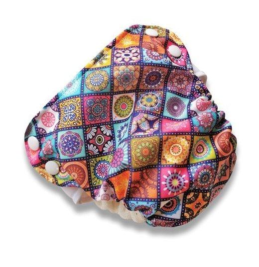 Pañal todo en uno Kokosi Mosaico