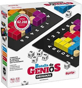 Batalla de Genios