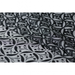 Bandolera Yaro Retro Berry Black-White con repreve