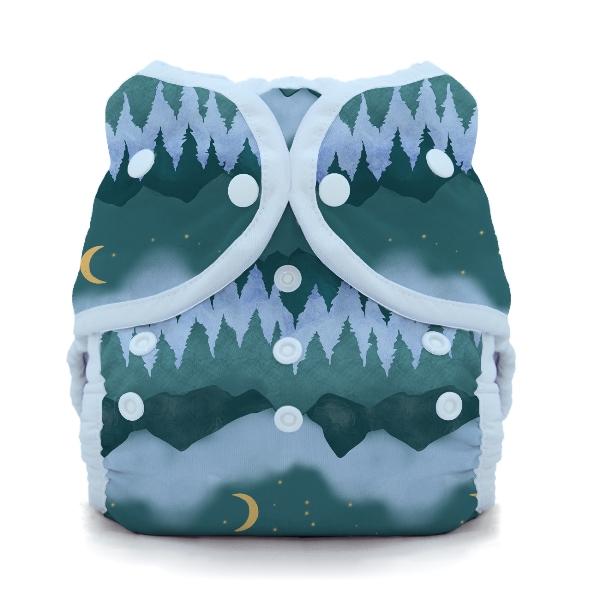 Cobertor Thirsties Duo Mountain Twilight