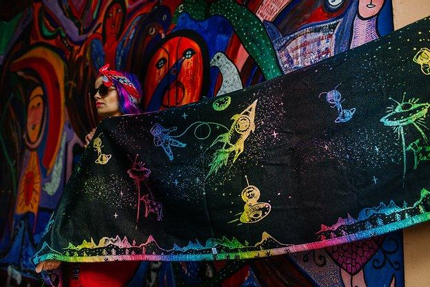 Bandolera Roar I need space Blink Blink
