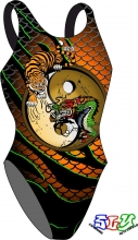 SW YIN YANG TIGER & DRAGON TA/WS