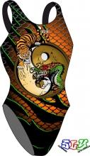SW YIN YANG TIGER & DRAGON TA/WS bajo demanda
