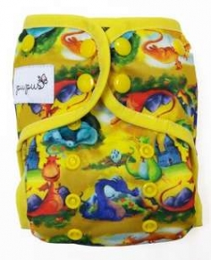 Cobertor unitalla Pupus Dragons