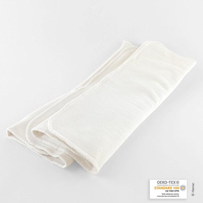 Pack de dos absorbentes Hamac algodón orgánico