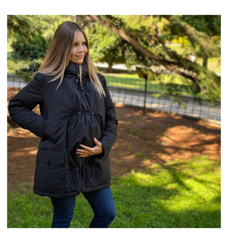 Abrigo de porteo y embarazo unisex Koala
