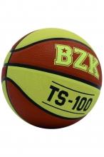 BKS606 Balón caucho bicolor