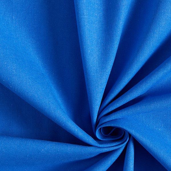 Bandolera MisCanguritos algodón-lino azul real