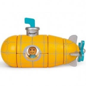 Kit submarino magnético