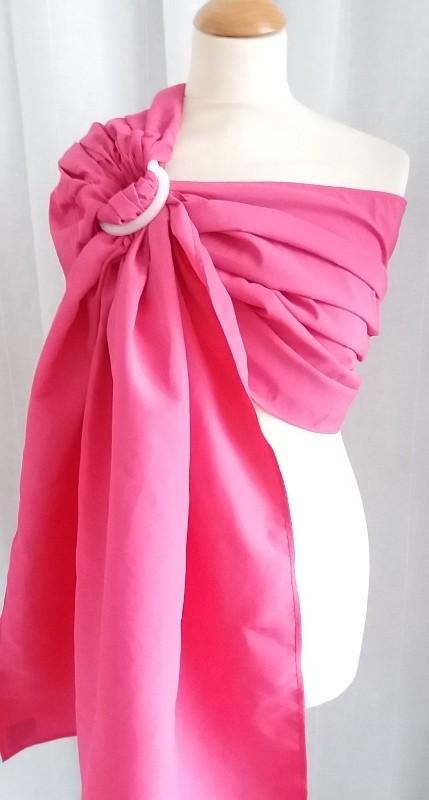 Bandolera de agua Solarweave rosa
