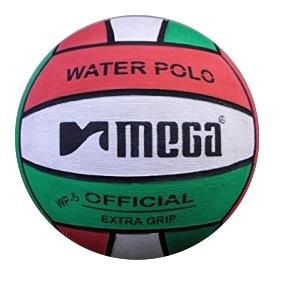 03 BALL  MEGA  JUNIOR 03 GREEN RED WHITE