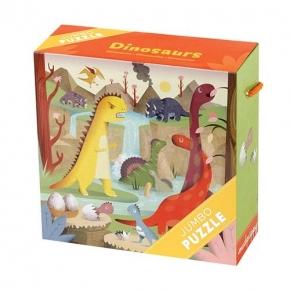 Puzle Jumbo Dinosaurios