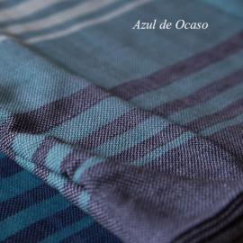 Bandolera Girasol Mojito Azul de Ocaso