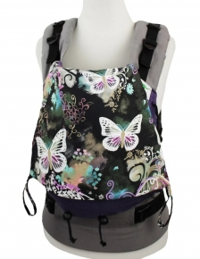 Mochila Buzzidil Evolution XL Filigree Flutter