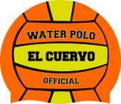SC WATERPOLO BALL ORANGE