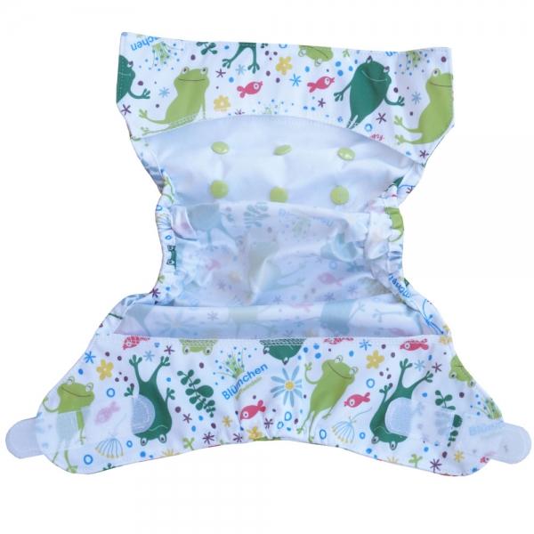 Cobertor Blümchen recién nacido Arctic