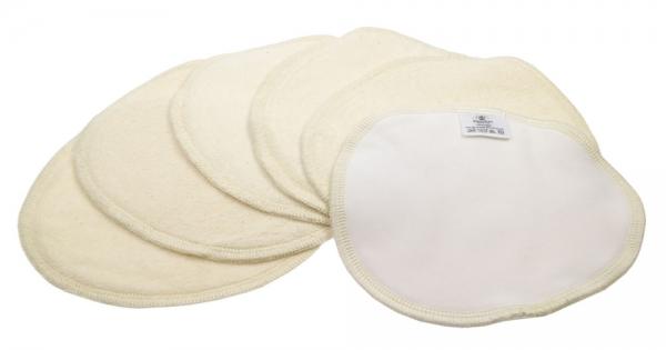 Pack de 6 discos de lactancia de algodón Blümchen